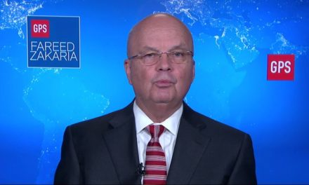 Gen. Hayden: I've transformed my mind regarding unique district attorneys