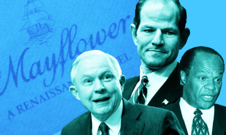 Sex, Drugs, and also Jeff Sessions: The Mayflower Hotels Scandalous History