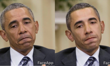 FaceApp excuses developing a racist AI