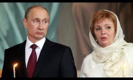Le Kremlin one Confirmé Vladimir Poutine one divorcé
