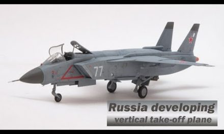 Russia creating upright liftoff aircraft on Putin's guideline