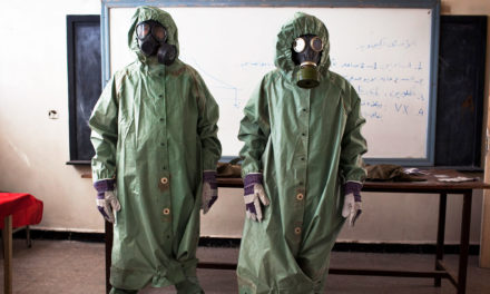 Why Its So Hard to Wipe Out All of Syrias Chemical Weapons