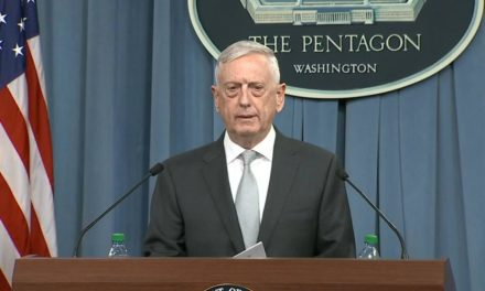 Defense Secretary James Mattis available to talks with his Russian matching