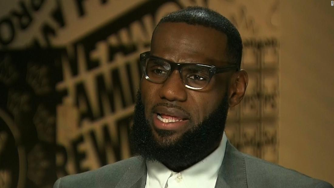 How LeBron James as well as Melania Trump laid bare the oppositions in the Trump White House