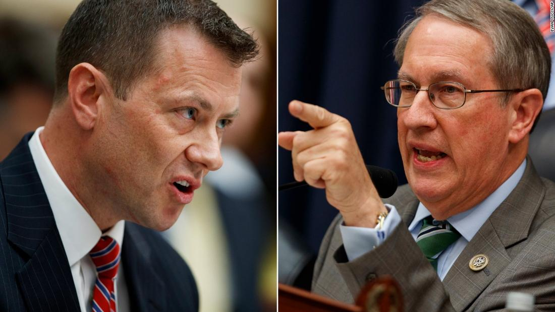 Insults, dealing with, shrieking: Strzok hearing simmers over