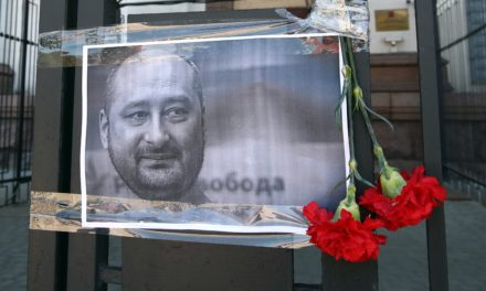 Why a Russian Journalist Faked His Own Murder– and also What Happens Now