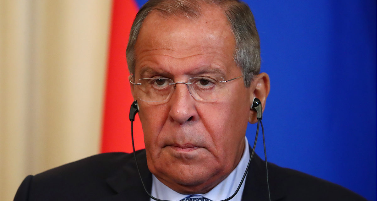 Lavrov talk about disengagement of challenger and also militants in Idlib – TASS