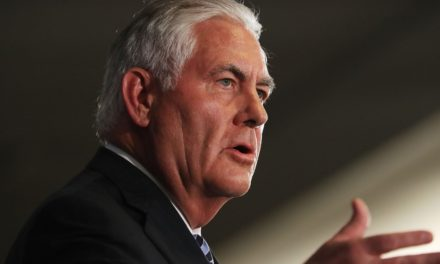 Tillerson eludes critics en route to accent crucial cairn