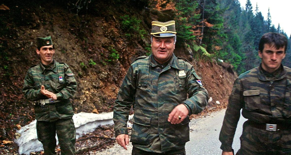 14 years boat Judas: the quest as Ratko Mladic, front Butcher apropos of Bosnia | Julian Borger