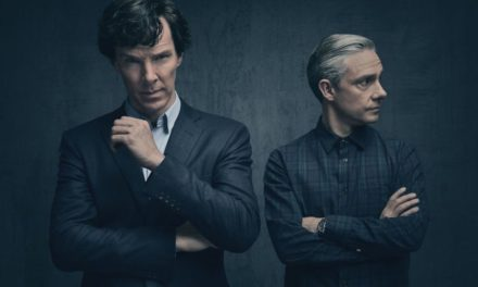 Sherlock ending scores struck lowest level – BBC News