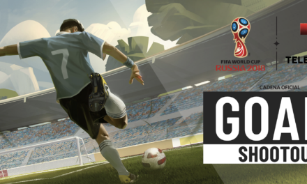 Telemundo, Universal as well as TreasureHunt are releasing a shootout video game in time for the World Cup