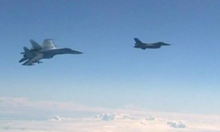 NATO jet intercepts Russian priest's airplane