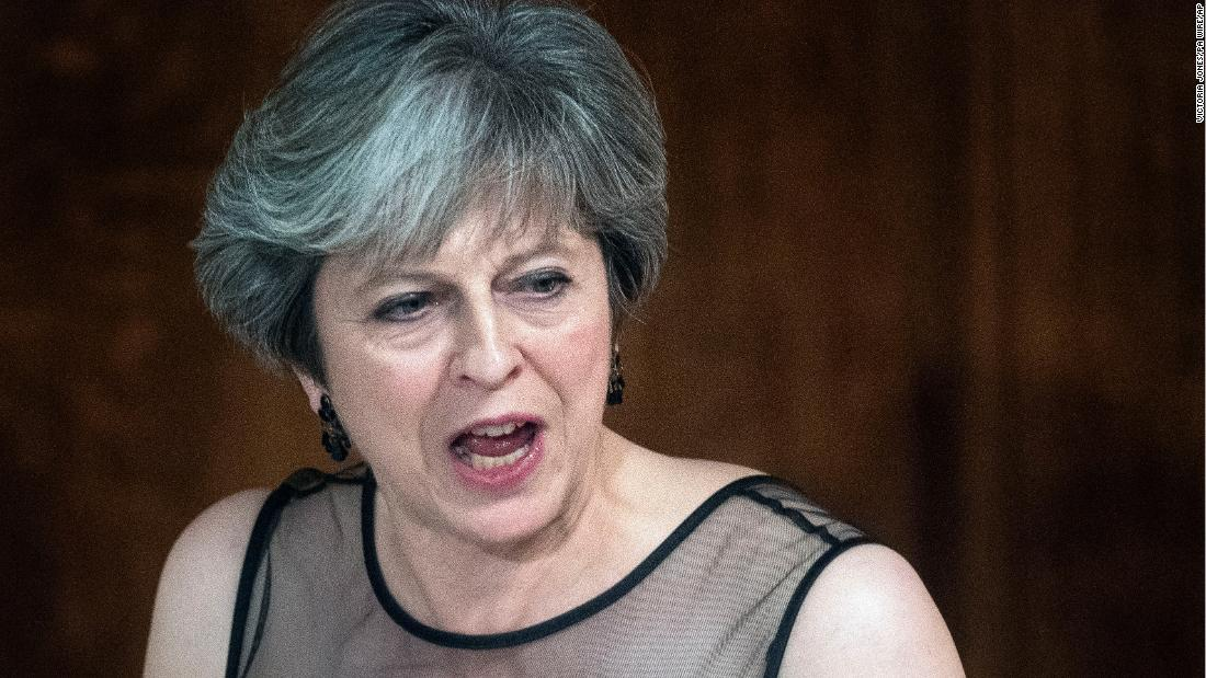 British PM to Russia: 'Weunderstand exactly what you are doing'