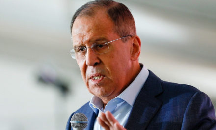 Lavrov detonation United States' control' of the buck, NATO advancement in the direction of Russia' s bounds – TASS