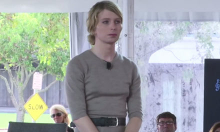 Chelsea Manning's look at a reactionary celebration created a web crisis