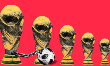 Sanctioned Russians Are Inducing a Killing From the World Cup