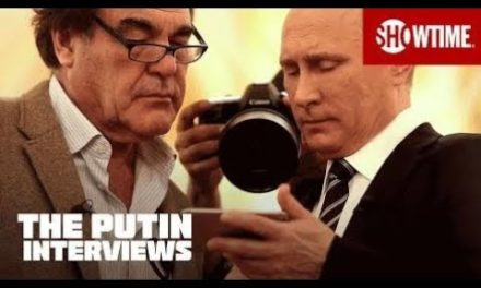 As Entrevistas Putin|Parte 3 Provocadora|Oliver Stone & & Vladimir Putin Showtime Document á 493