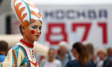 Happy 871 st birthday festivity, Moscow! City day revelries in images – TASS