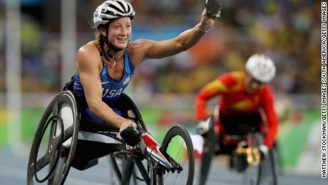 Paralympics day 4: Tatyana McFadden starts gold thrill, Brazil has brand-new heroes