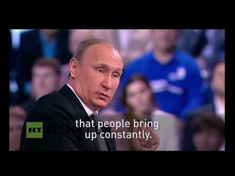 Putin on Perry