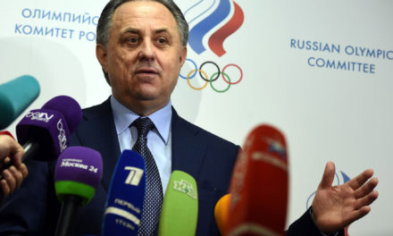 Russian Track Team Banned From Rio Olympics for Doping