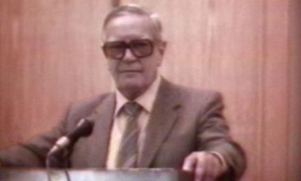 Kim Philby, British mole, reveals done in secret video clip – BBC News
