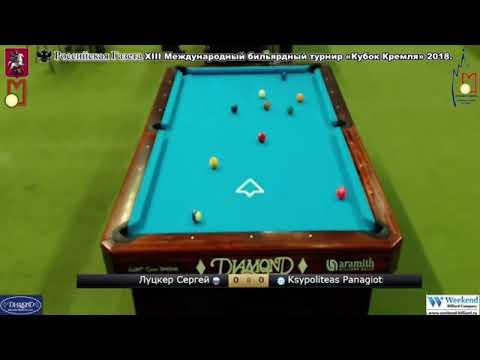 Сергей Луцкер vs Panagiotis Ksypoliteas Kremlin Cup 10 sphere 2018