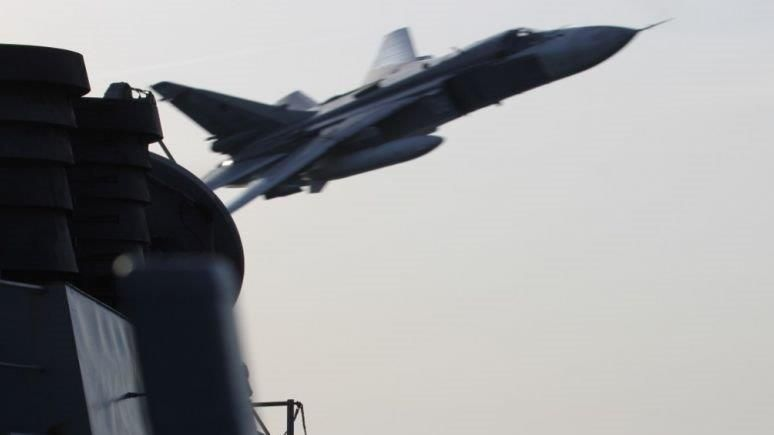 Russian airplanes pace previous US Navy annihilator access 'aped assault Muse of history, ' professional says | Fox News
