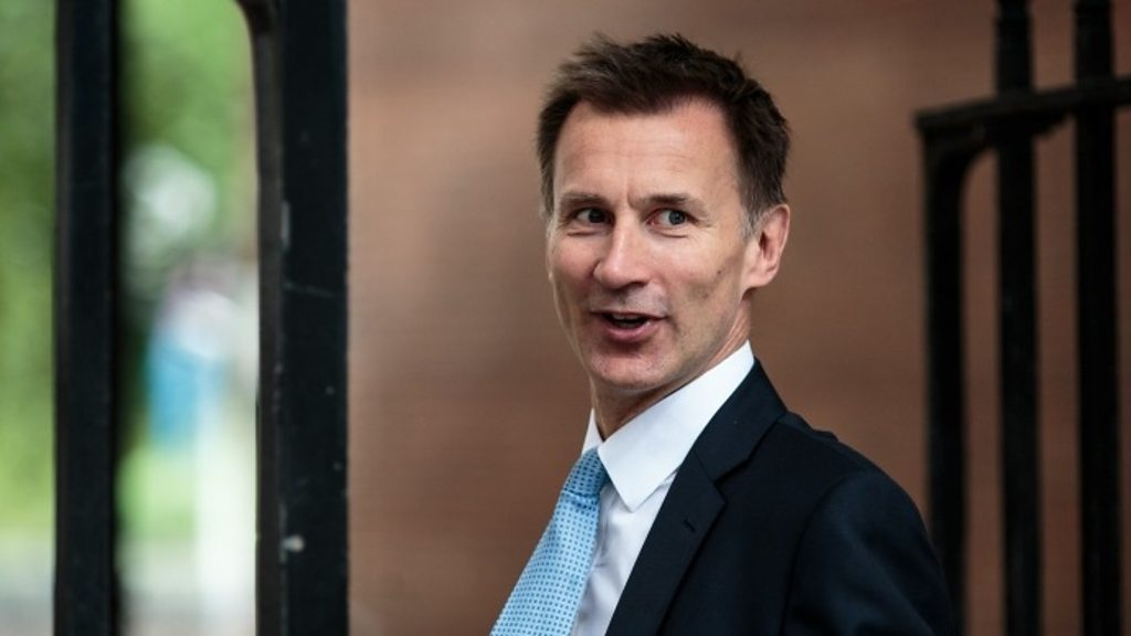 Hunt desires 'malign' Russia to deal with activity