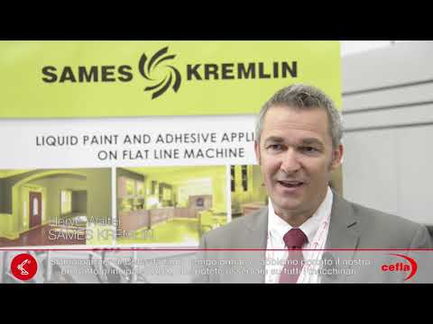 CEFLA FINISHING|CEFLA LIVE WITH SAMES KREMLIN