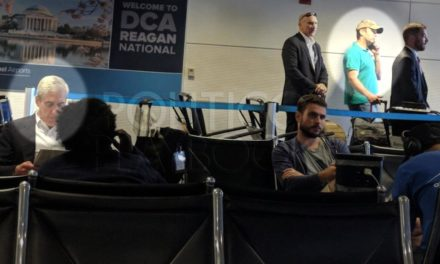 PHOTO: Robert Mueller bare Donald Trump Jr. noticed far identical airport access