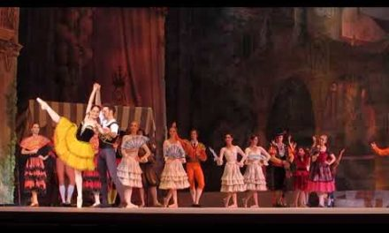 """DonQuixote"".The6th International Ballet Festival in theKremlin ""Дон Кихот""."