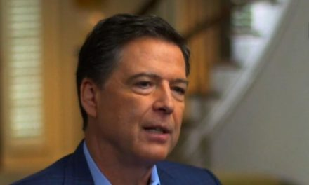 James Comey: 'It's feasible' Russians have dust on Trump
