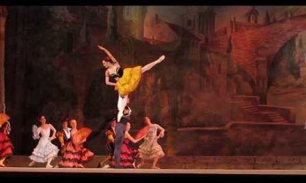 """DonQuixote"". The 6th International Ballet Festival in theKremlin ""Дон Кихот""."