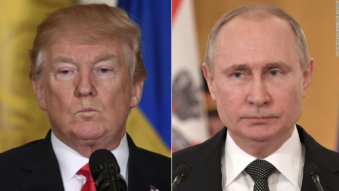 Trump states Russia need to be restored in team of leading industrialized countries