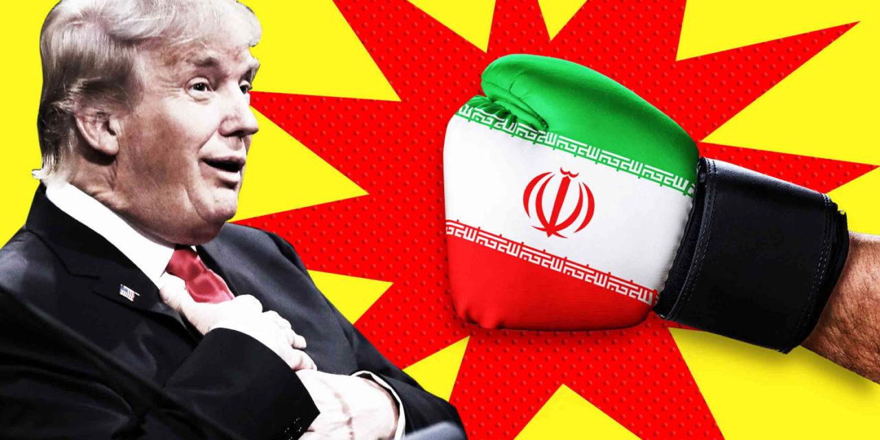 How Iran Hopes to Counterpunch Trump