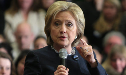 Vanity Fair's video clip showing Hillary Clinton occupy weaving triggers extreme reaction