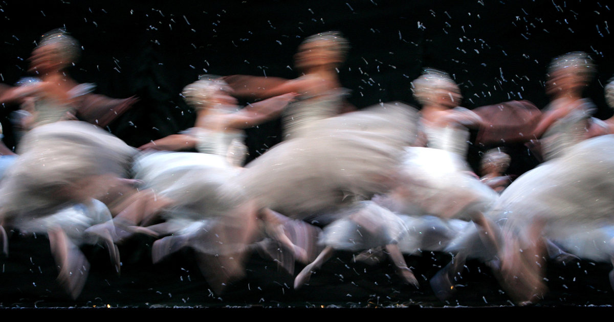 A Visual History Of 'TheNutcracker' In 100 Photos