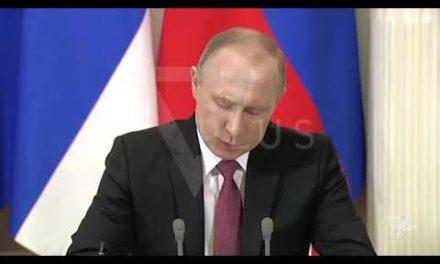 Vuçiç zbulon axhenden e bisedimeve alter Putin në Kremlin – News, Lajme – Vizion Plus