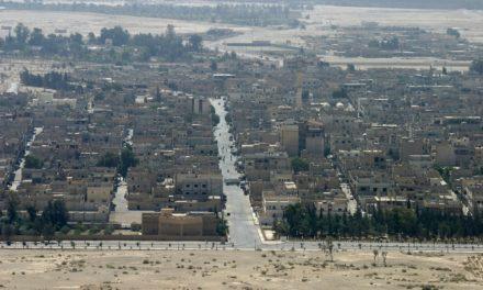 Assad pressures surround Islamic State at Palmyra
