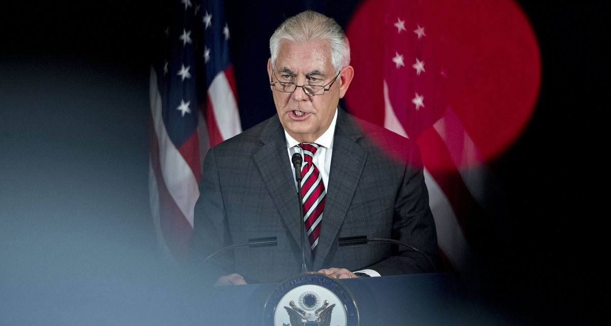 Tillerson Says Trump, Putin to Attempt Common Ground Over Syria