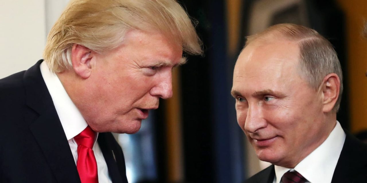 How Trump Can Avoid Being Played by means of Putin When They Meet