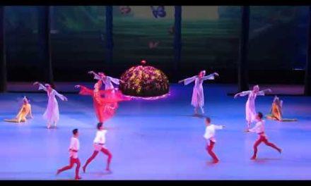 """7th International Ballet Festival in theKremlin """"ScarletFlower"""".Premiere"""