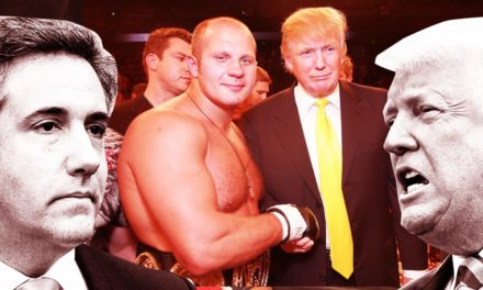Putins Top MMA Fighter: Backed by Trump, Busted by the FBI