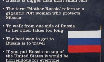 True truths regarding Russia