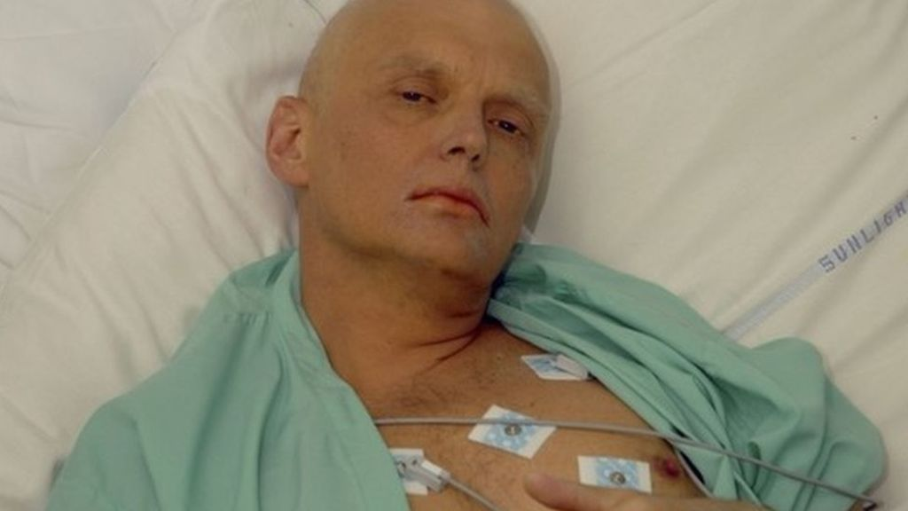 Litvinenko charged Andrei Lugovoi disregard 'rubbish' query – BBC News