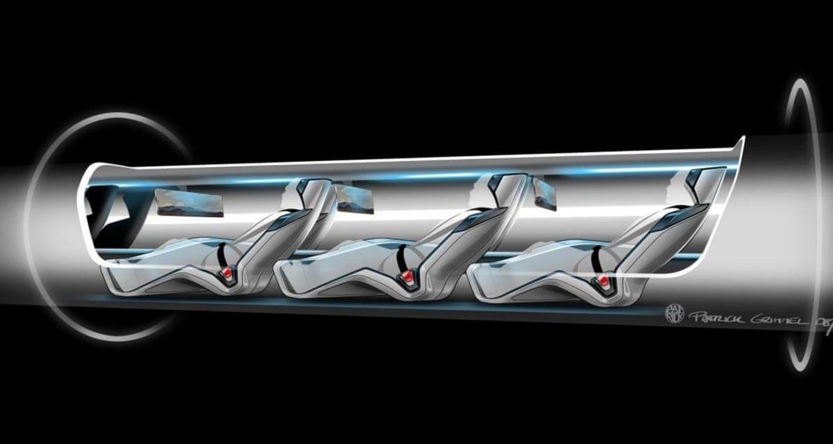 Moscow to check out high-speed Hyperloop traveler transportation system