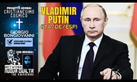 Giorgio Bongiovanni – Vladimir Putin (ITA/DE/ESP)