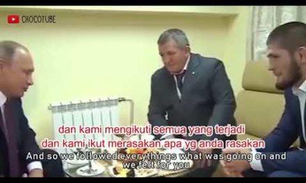 KHABIB DI HUKUM INI REAKSI VLADIMIR PUTIN Episode 43