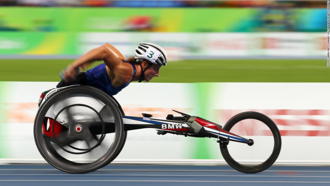 Olympic terrific Tatyana McFadden opts for 2 marathon wins in a week